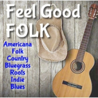 Logo of radio station FeelGood Folk