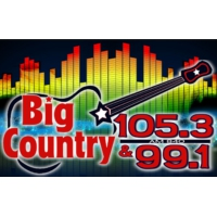 Logo of radio station WBNN Big Country