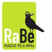 Logo of radio station Radio Bern RaBe 95.6
