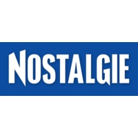 Logo of radio station Nostalgie Liban
