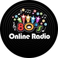 Logo of radio station 80s Online Radio