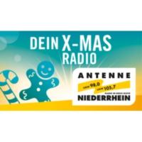 Logo of radio station Antenne Niederrhein - Weihnachts Radio