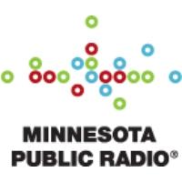 Logo of radio station KBPR - Minnesota Public Radio 90.7 FM