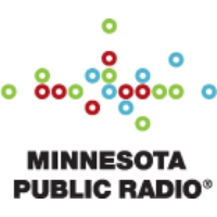 Logo of radio station KBPR - Minnesota Public Radio 90.7 FM