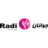 Logo of radio station Radio Jawanan - 97.5 رادیو جوانان