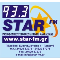 Logo of radio station Star FM 93.3