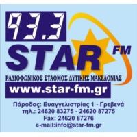 Logo de la radio Star FM 93.3