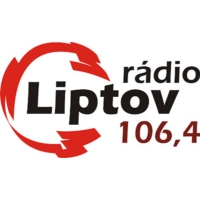 Logo of radio station Rádio Liptov
