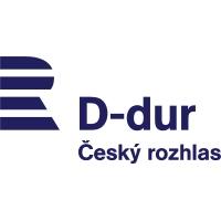 Logo of radio station Český rozhlas D-dur