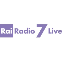 Logo of radio station Rai Radio 7 Live