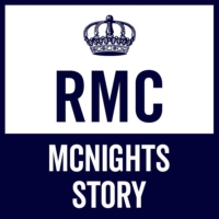 Logo of radio station Monte Carlo Nights Story