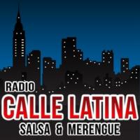 Logo of radio station Radio Calle Latina - Latin Salsa