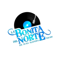 Logo of radio station La Bonita del Norte de Juan Aldama 720AM