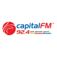 Logo of radio station Capital FM 92.4