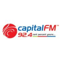 Logo de la radio Capital FM 92.4