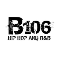 Logo of radio station B106