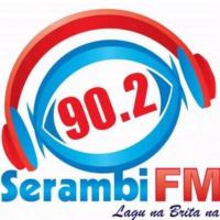 Logo of radio station Serambi FM 90.2