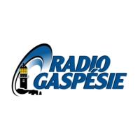 Logo of radio station Radio Gaspésie