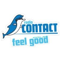 Logo of radio station Contact Radio | Gold