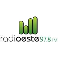 Logo of radio station Rádio Oeste 97.8FM