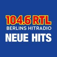 Logo of radio station 104.6 RTL Best New Hits