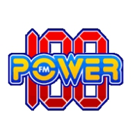 Logo of radio station Power FM 100