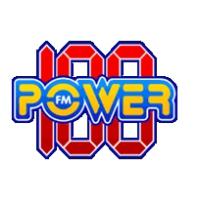 Logo of radio station Power FM 100