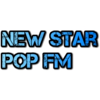 Logo of radio station New Star Pop