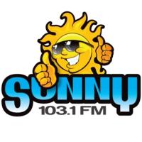 Logo de la radio WSYN Sunny 103.1