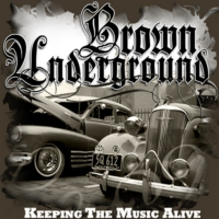 Logo of radio station Brown Underground