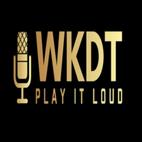Logo of radio station WKDT