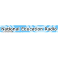 Logo of radio station National Education Radio 101.7
