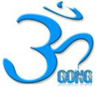 Logo of radio station Gong radio