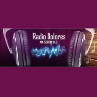 Logo of radio station Radio Dolores
