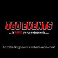 Logo of radio station TGO EVENTS