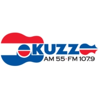 Logo of radio station KUZZ AM 55