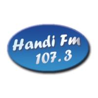 Logo de la radio Handi FM