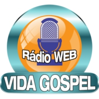 Logo of radio station Rádio Web Vida Gospel