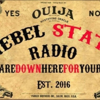 Logo de la radio Rebel State Radio