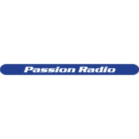 Logo of radio station KTGW Passion Radio