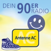 Logo of radio station Antenne AC - 90er Radio