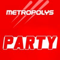 Logo of radio station Metropolys Party
