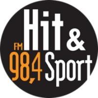 Logo of radio station Hit & Sport 98.4