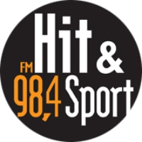 Logo of radio station Hit & Sport 98.4