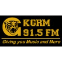 Logo of radio station KGRM 91.5 FM