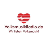 Logo of radio station Volksmusikradio