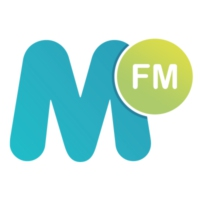 Logo of radio station M FM Canada