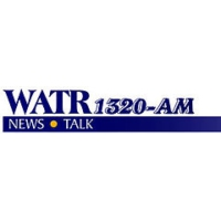 Logo of radio station WATR 1320