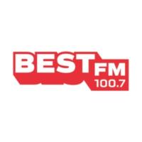 Logo of radio station BEST FM 100.7