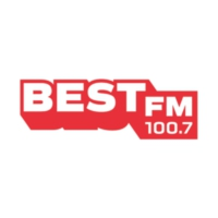 Logo of radio station BEST FM 100.7